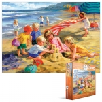 EUROGRAPHICS 8300-0449 FUN IN THE SUN 300 PIEZAS PUZZLE