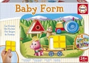 EDUCA 15862 BABY FORMS