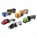MATTEL BFM60 HOT WHEELS TRUCKS