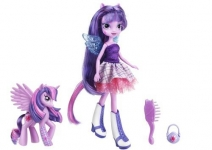 HASBRO A3996 MY LITTLE PONY EQUESTRIA GIRL CON PONY