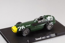 MAGAZINE FOR01 VANWALL VW57 1957 STIRLIN MOSS