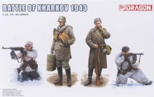 DRAGON 6782 1:35 BATTLE OF KHAREKOV 1943 4 FIGURE SET