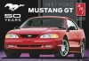 AMT 864 1:25 1997 FORD MUSTANG GT 50TH ANNIVERSARY