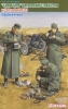 DRAGON 6697 1:35 CHOW TIME GERMAN ANTI-TANK GUN CREW