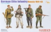 DRAGON 6707 1:35 GERMAN ELITE INFANTRY RUSSIA 1941-43