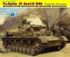 DRAGON 6779 1:35 PZ.KPFW.IV AUSF.D DAK TROPICAL VERSION