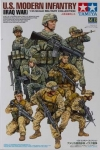 TAMIYA 32406 1:35 US MODERN INFANTRY IRAQ WAR
