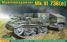 ACE 72292 MARK VI C BRITISH LIGHT TANK 1:72