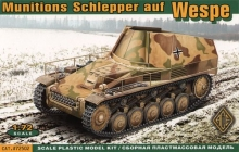 ACE 72502 WESPE AMMUNITION SCHLEPPER 1:72