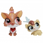 HASBRO A7313 LITTLE PET SHOP MUNDO MASCOTAS DE POSIBILIDADES