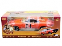 AUTOWORLD 964 1:18 DODGE CHARGER 1969 GENERAL LEE