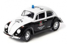 GREENLIGHT 12853 1:18 VW BEETLE 1967 SAO PAULO BRAZIL POLICIA CIVIL