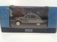 MAGAZINE CI2CVAZ 1957 CITROEN 2CV TYPE AZ. GREY