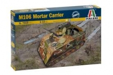 ITALERI 7069 M106 MORTAR CARRIER 1:72