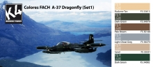 K4 COLORES FACH A-37 DRAGONFLY SET 1