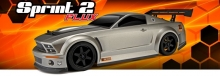 HPI 112710 SPRINT 2 FLUX WITH MUSTANG GT-R BODY