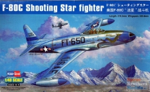 HOBBYBOSS 81725 F 80 C SHOOTING STAR FIGHTER 1:48