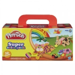 HASBRO A7924 PLAYDOH SUPER COLOR PACK