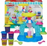 HASBRO B0306 PLAYDOH SWIRL N SCOOP ICE CREAM