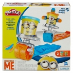 HASBRO B0788 PLAYDOH STAMP AND ROLL MINIONS