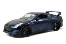 JADA 97036 FF NISSAN GT-R 1:24 FAST AND FURIOUS