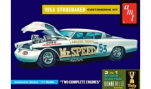 AMT 877 1:25 1953 STUDEBAKER STARLINER MR. SPEED