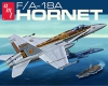 AMT 779 1:48 F-A 18 HORNET FIGHTER JET