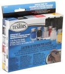 TESTORS 9011 ACRYLIC SET 6 COLOR PRIMARY