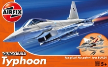 AIRFIX J6002 TYPHOON QUICKBUILD AIRFIX