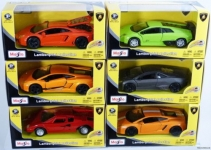 MAISTO 21072 FRESH METAL® POWER RACER LAMBORGHINI