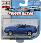 MAISTO 25001 FRESH METAL® POWER RACER ASMT.