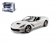 MAISTO 39122 1:24 AL 2014 CORVETTE® STINGRAY® CONVERTIBLE