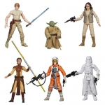HASBRO A50770 STAR WARS BLACK SERIES 3 3/4-INCH ACTION FIGURES JEDI