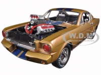 SHELBY 179 1:18 SHELBY GT 350R WITH RACE ENGINE 1965