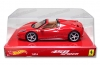 HOT WHEELS BLY64 1:24 FERRARI 458 SPIDER