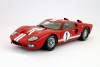 SHELBY 407 1:18 FORD GT40 1966 LEMANS -1