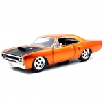 JADA 97126 1970 FF PLYMOUTH 1:24 FAST AND FURIOUS