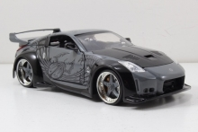 JADA 97172 2003 FF NISSAN 350 1:24 FAST AND FURIOUS