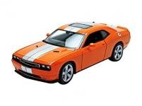 WELLY 24049 2013 DODGE CHALLENGER SRT ORANGE 1:24