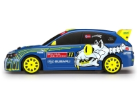 HPI 113084 SUBARU WRX STI SVERRE ISACHSEN PAINTED BODY (150MM)