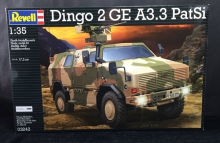 REVELL 03242 DINGO 2 GE A3.3 PATS 1:35