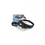 LATINA 27054 1 HANDS FREE MAGNIFIER GLASSES W/2 LED LIGHTS