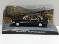 MAGAZINE JBTAUNUS FORD TAUNUS JAMES BOND THE SPY WHO LOVED ME , BLA...