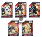 HASBRO B3656 STAR WARS HERO MASTER FIGURES JEDI