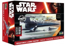 REVELL 851632 RESISTANCE XWING FIGHTER JEDI STAR WARS