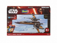 REVELL 851825 POES XWING FIGHTER 1:50 JEDI