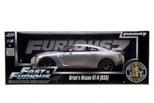JADA 97255 1:18 FF 2009 NISSAN FAST AND FURIOUS