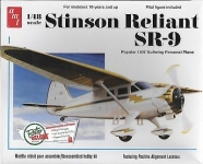 AMT 905 1:48 STINSON RELIANT AIRPLANE