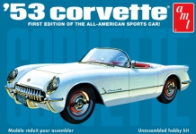 AMT 910 1:25 1953 CHEVY CORVETTE