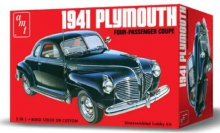 AMT 919 1:25 1941 PLYMOUTH COUPE